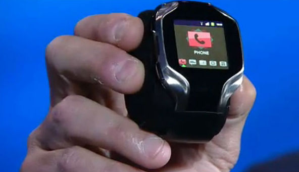 Intel Smartwatch