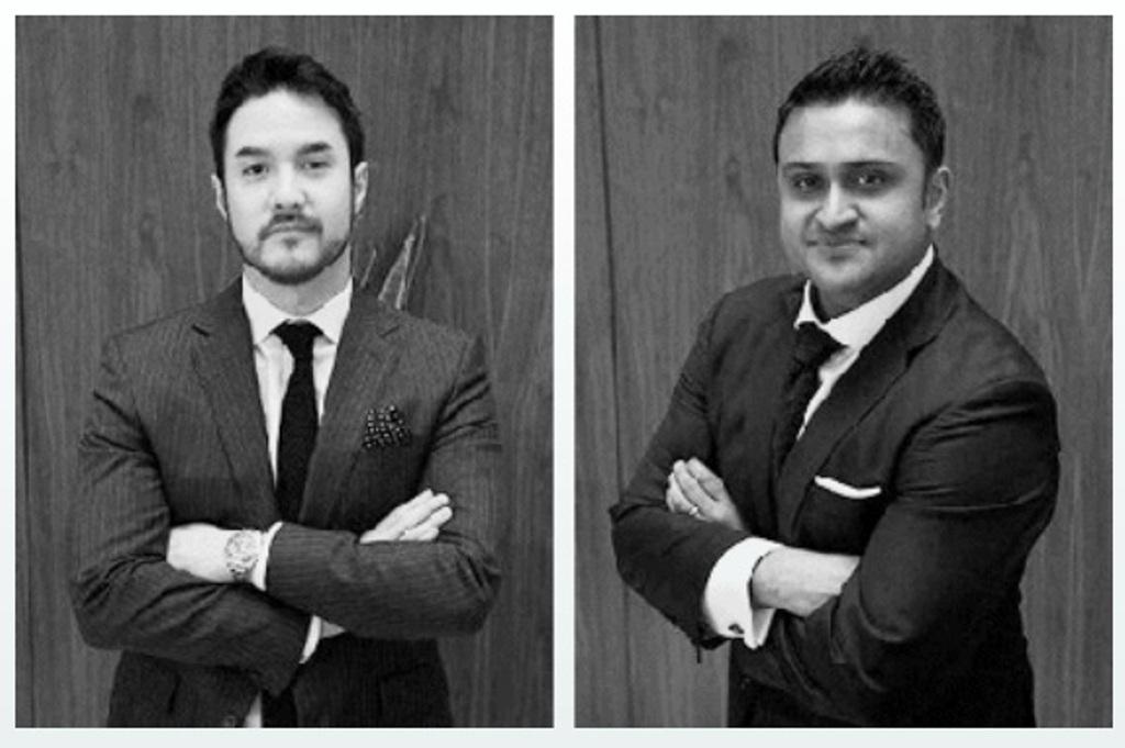 Matthew Cheung and Ranvir Singh