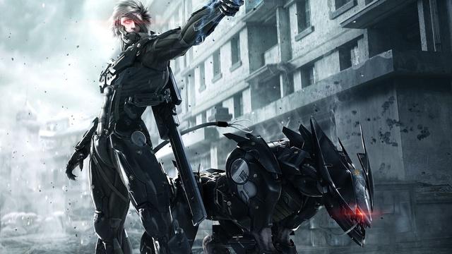 Metal Gear Rising: Revergence