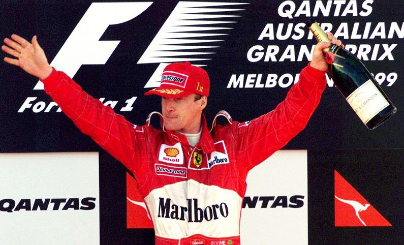 Former Ferrari F1 driver Eddie Irvine sentenced to six months in prison
