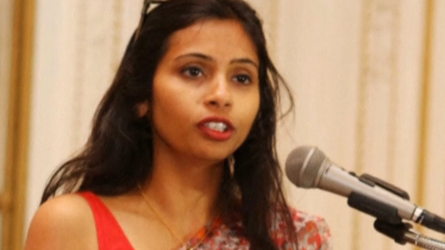 Indian Envoy Leaves U.S. in Deal to Calm Diplomatic Row