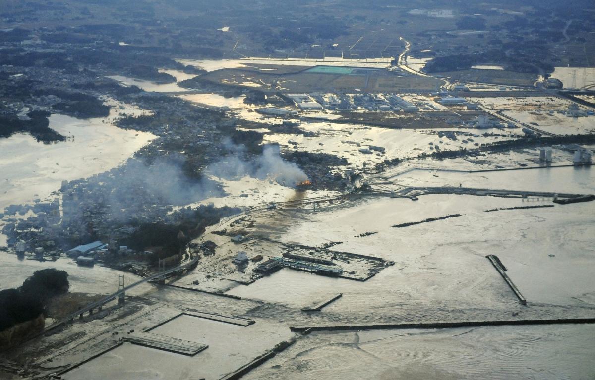 fukushima daiichi nuclear disaster case study Study provides insights on sources of environmental contamination following fukushima daiichi nuclear disaster date: january 19, 2016 source: wiley.