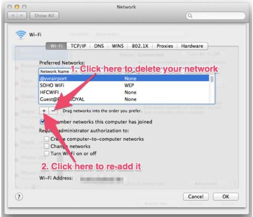 Mac OS X 10.9 Maverick