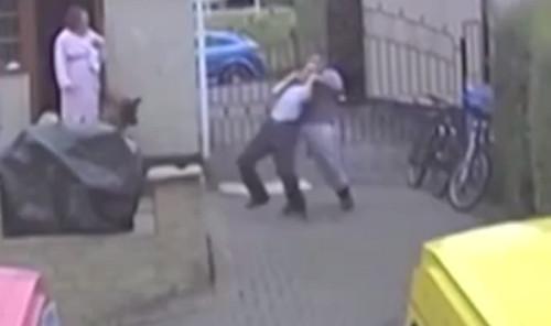 Craig Kinsella beaten by Rooke