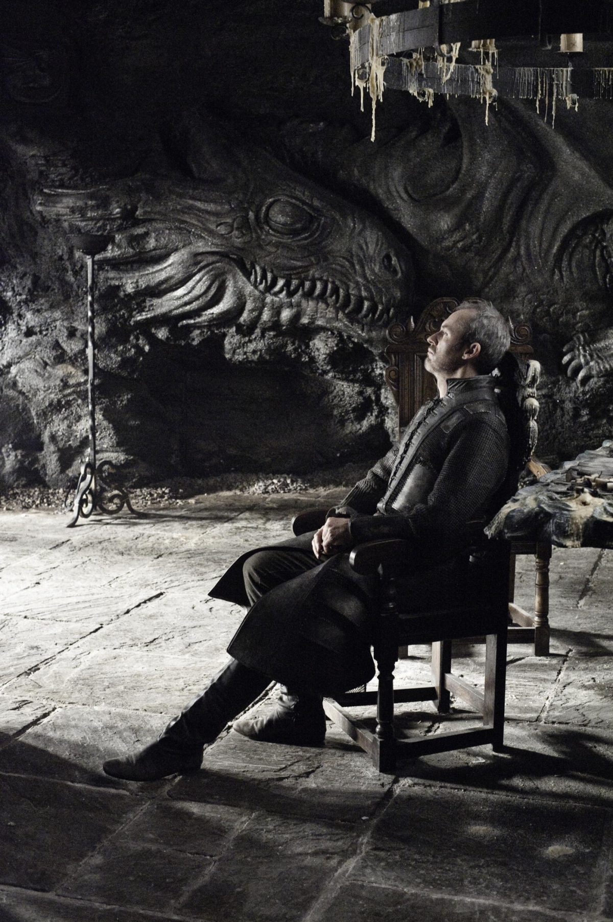 Game of Thrones Stannis Baratheon played by Stephen Dillane