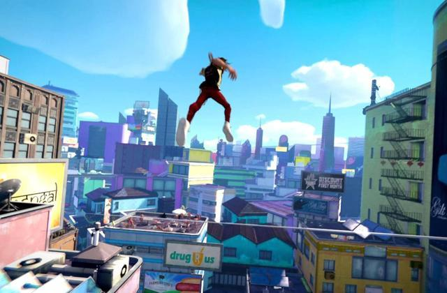 Sunset overdrive release date in Sydney
