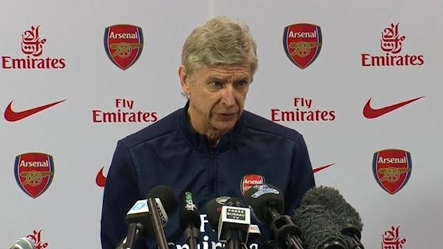 Wenger Backs Walcott to Recover From His Injury