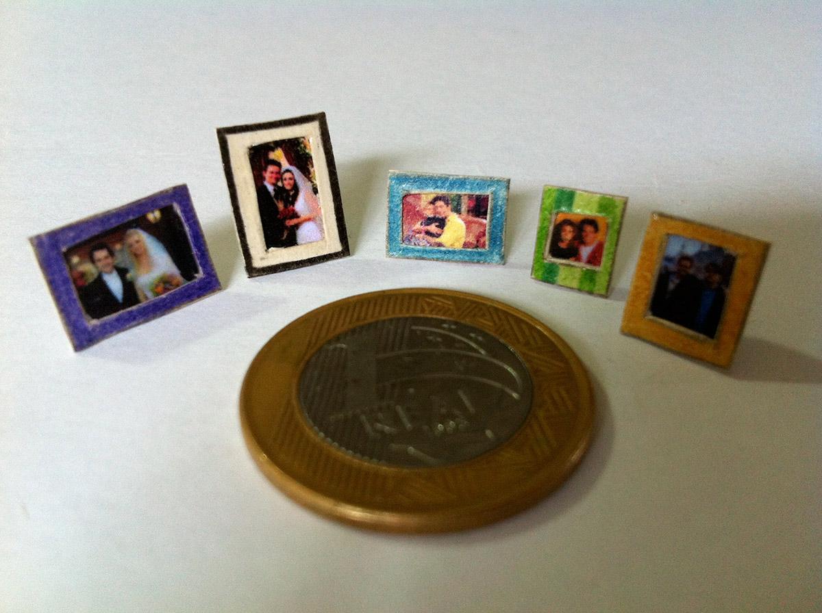 friends apartment miniatures