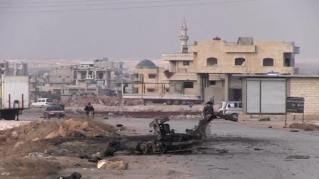 FSA Claim Control of Northern Syrian Town of Addana