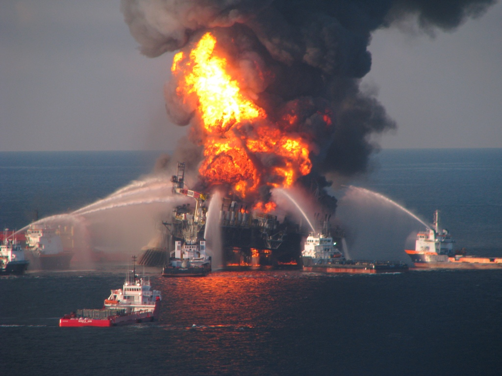BP 2010 Deepwater Horizon Gulf of Mexico Oil Spill