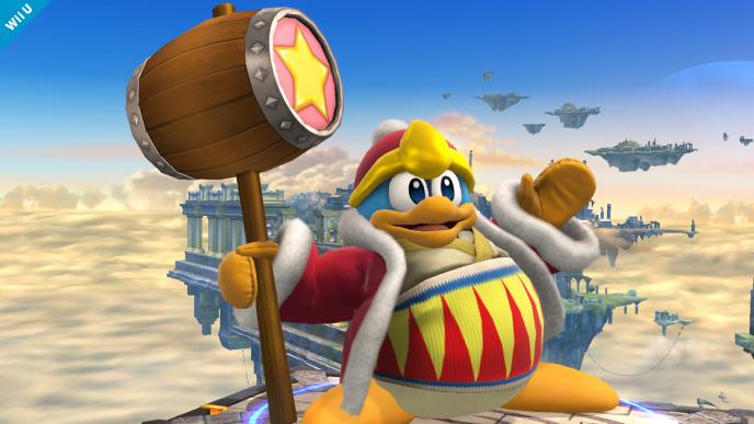King Dedede Wii 3DS