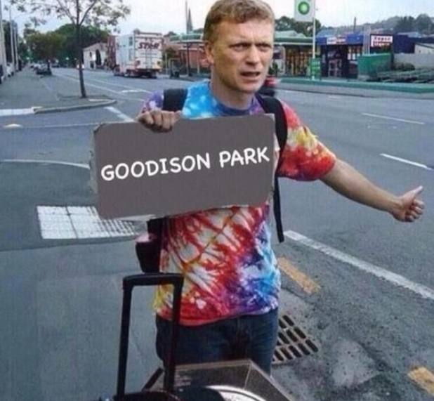 Moyes hitcher