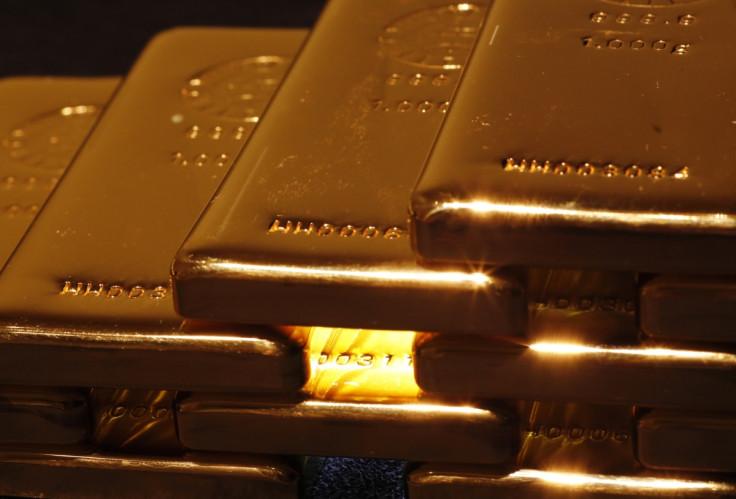 Gold Bars Japan