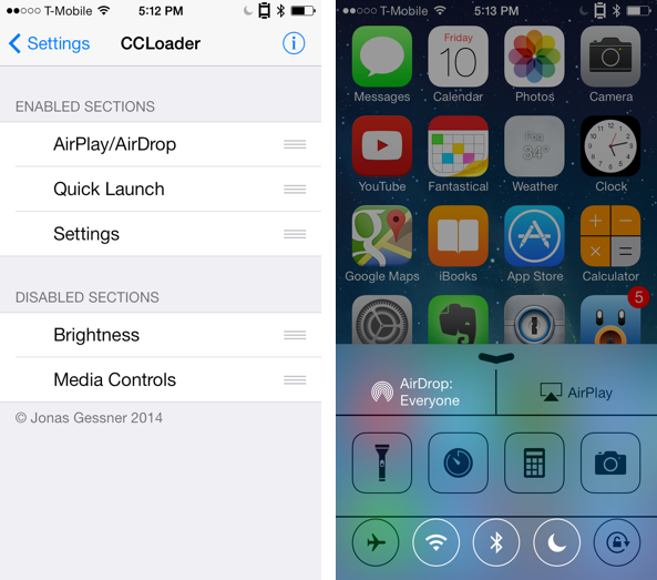 Evasi0n7 Untethered Jailbreak: Top Five Must Have Jailbreak Tweaks for iOS 7