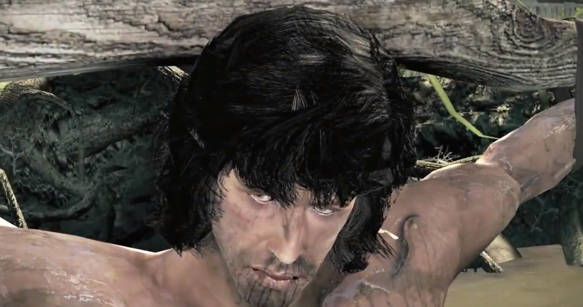 Rambo Video game trailer