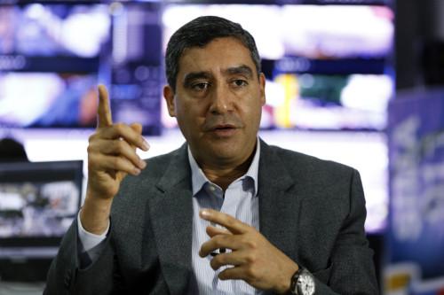 Venezualan interior minister Miguel Rodriguez.