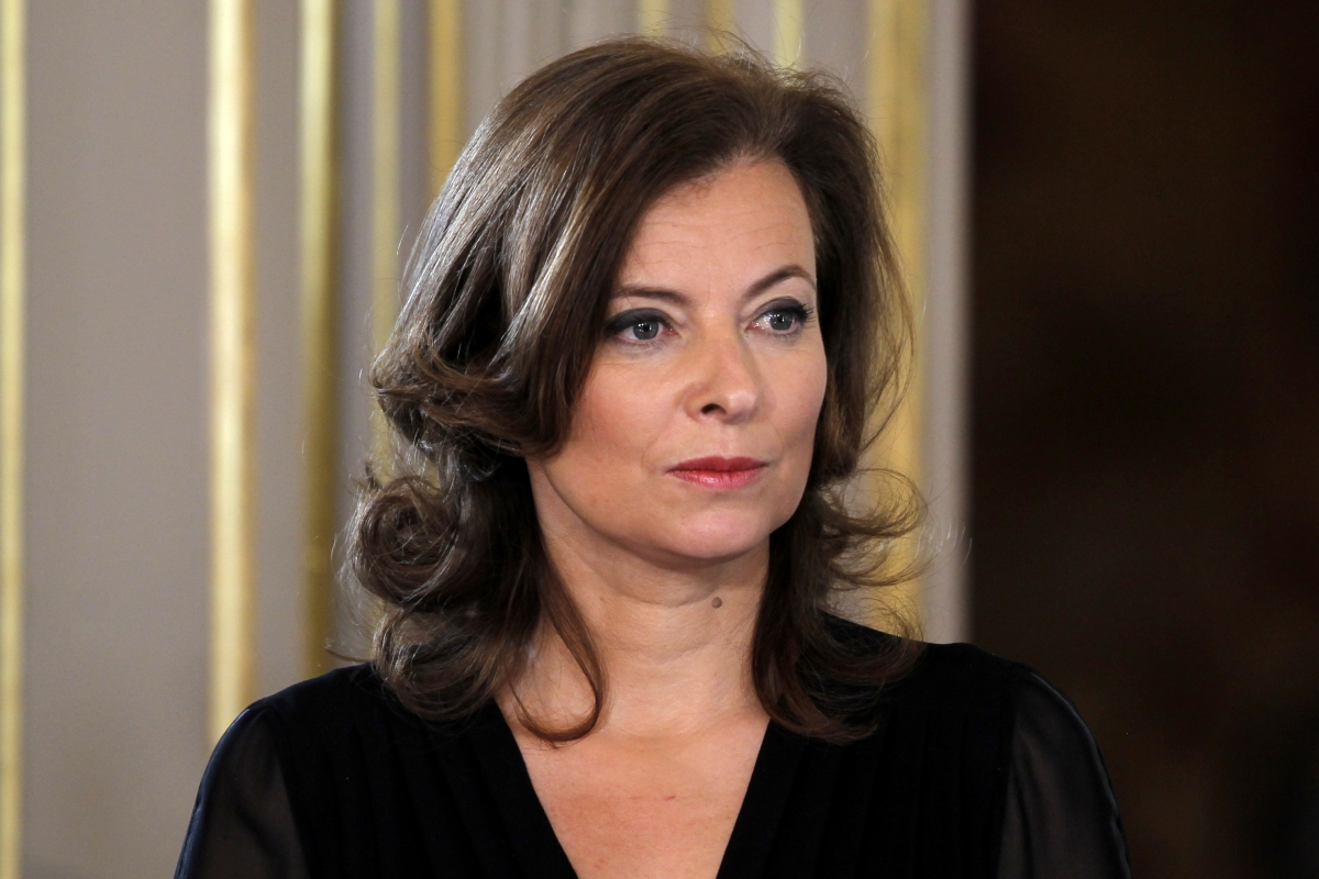 Who Is Val 233 Rie Trierweiler The French First Lady In