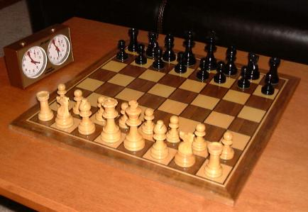 Row over a game of Chess leads to murder