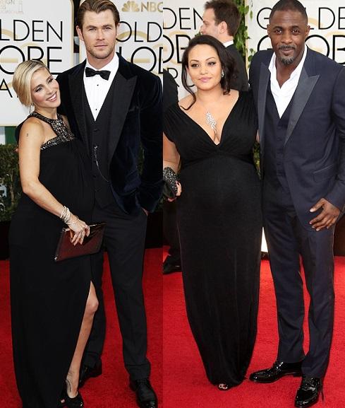 Chris Hemworth, Idris Elba