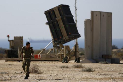 Israeli Iron Dome