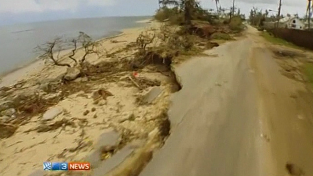 Relief Efforts Underway in Tonga After Cyclone Ian
