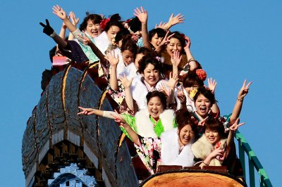 japan rollercoaster