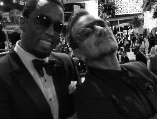 P Diddy, Bono