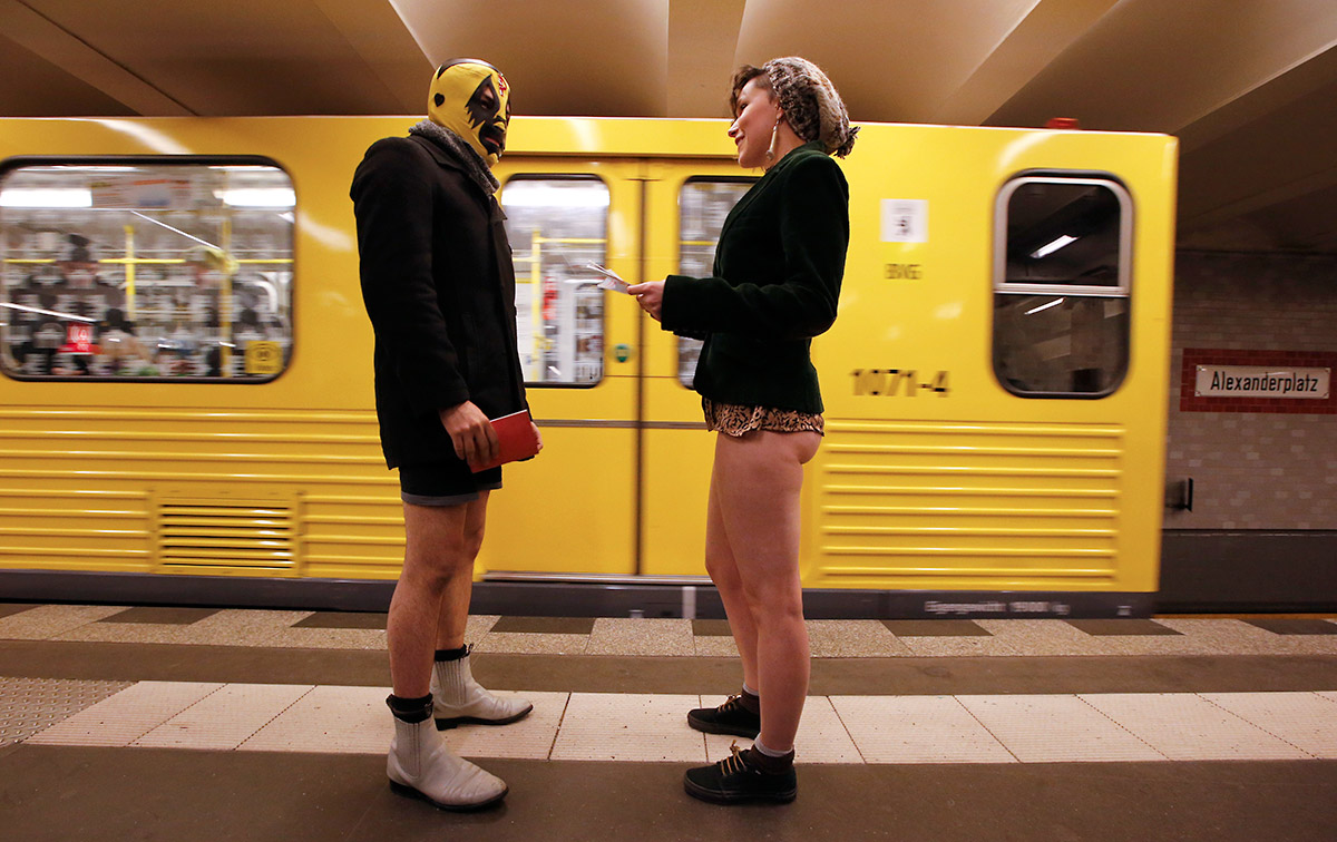 no pants berlin 1