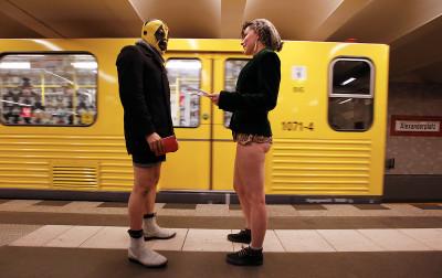 no pants berlin 1