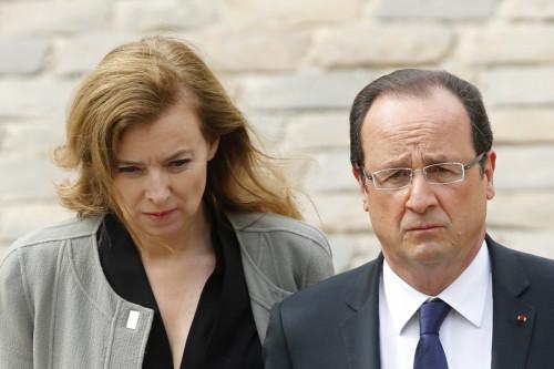 Valerie Trierweiler Hollande
