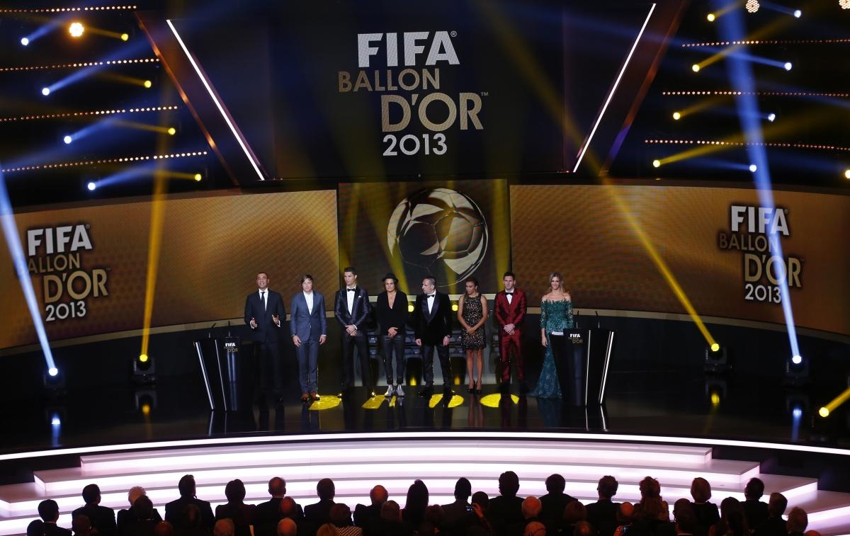 Fifa Ballon d\'Or
