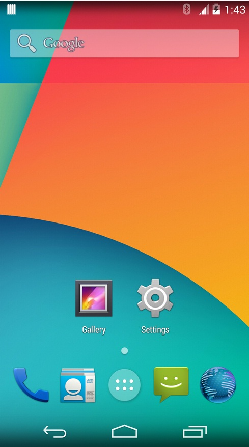 Xperia Z Updated to Android 4 4 2 KitKat via AOKP Build