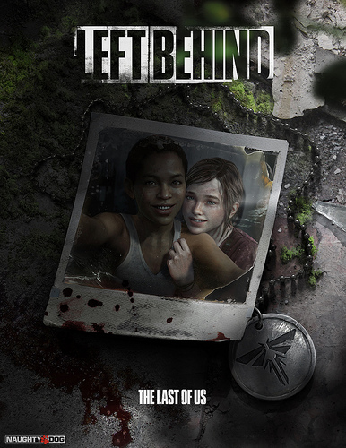 The Last of Us DLC: Left behind