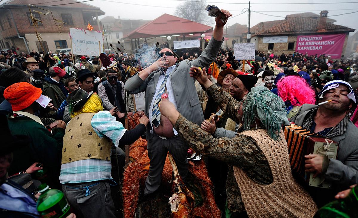 orthodox carnival