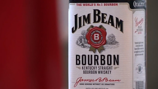 Japan's Suntory Acquires Jim Beam for $16bn
