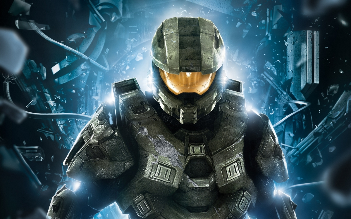 Halo Movie Ridley Scott TV Series Steven Spielberg