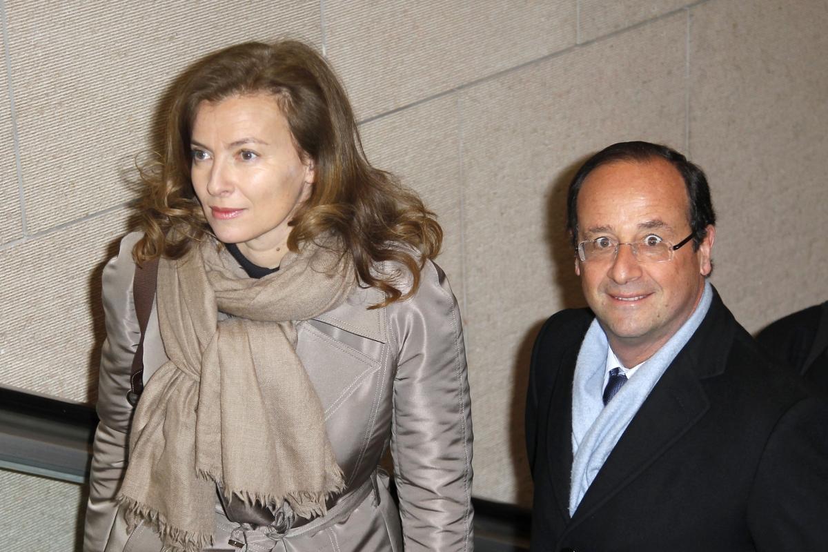 Hollande Trierweiler