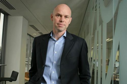 Andrew Morley, UK Manger Motorola