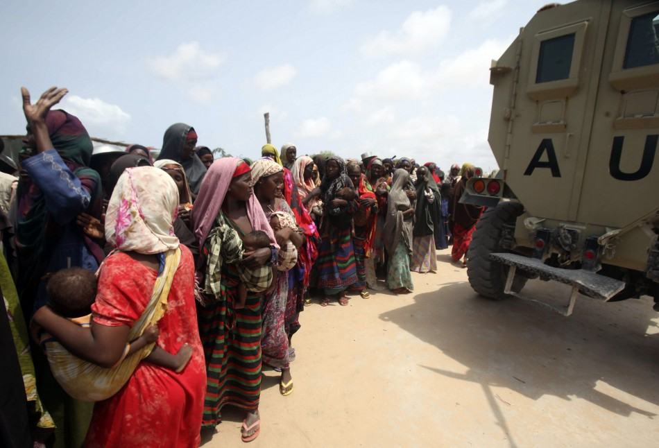 Crisis in Horn of Africa