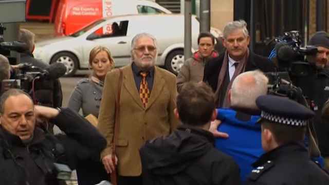 Trial of Dave Lee Travis on Sex Offence Charges Begins