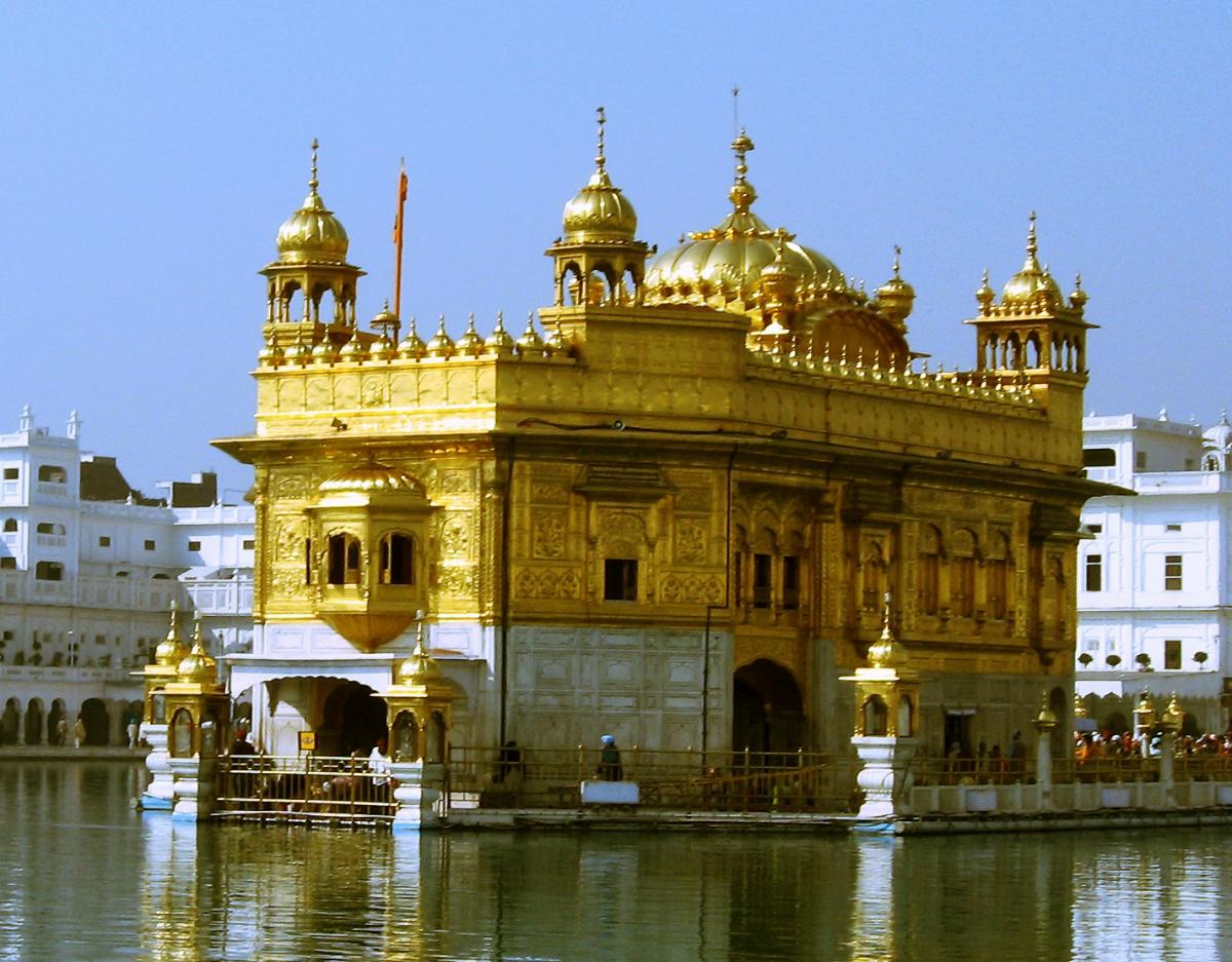 India Golden Temple