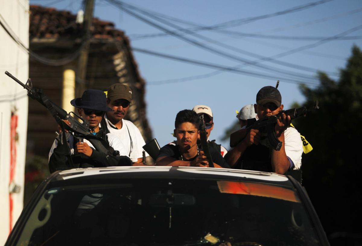 Mexico vigilante