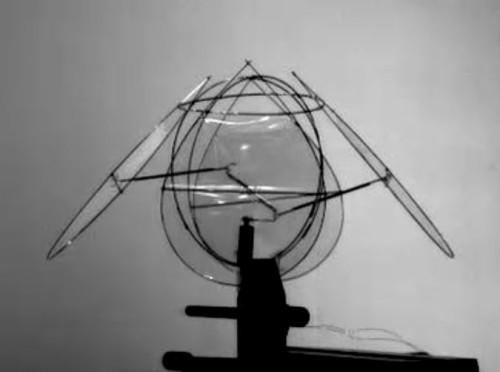 Jellyfish Flying Machine