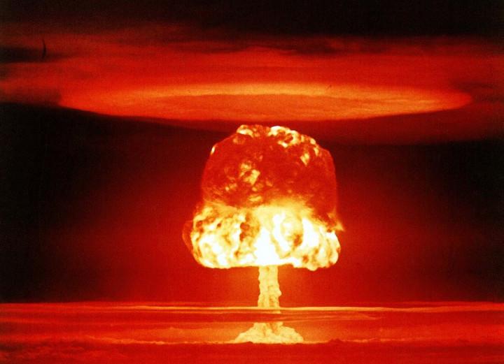 Serangan nuklir