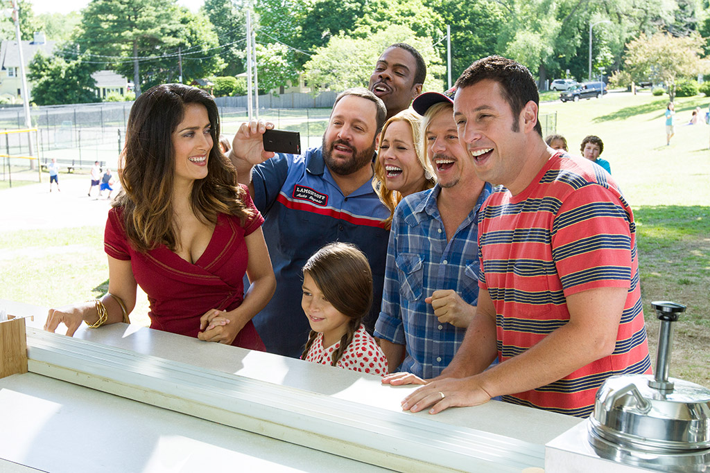 Razzie Awards Adam Sandler S Grown Ups 2 Leads Nominations
