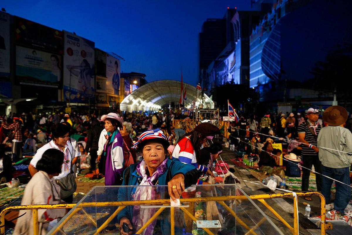 bangkok night