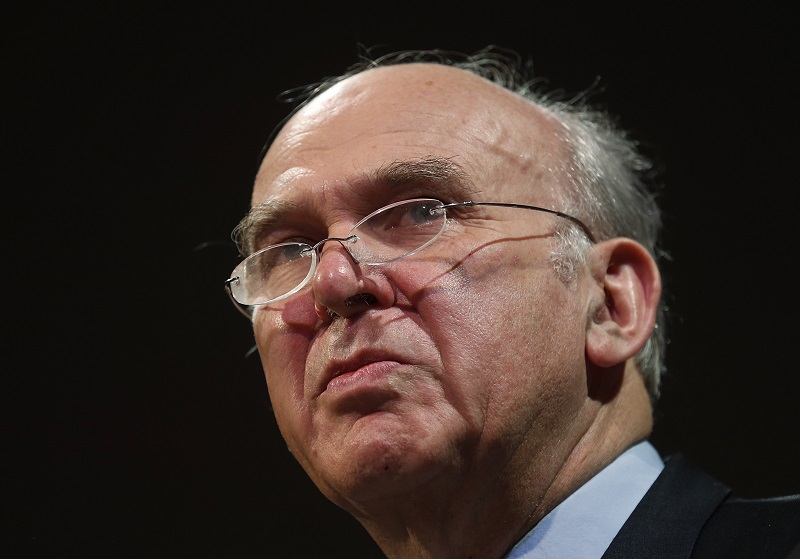 Vince Cable, the Business Secretary, wants to grill Lloyds Over SME expert job cuts