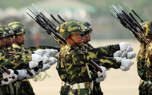 Myanmar's army