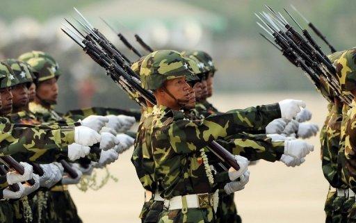 Myanmar's army