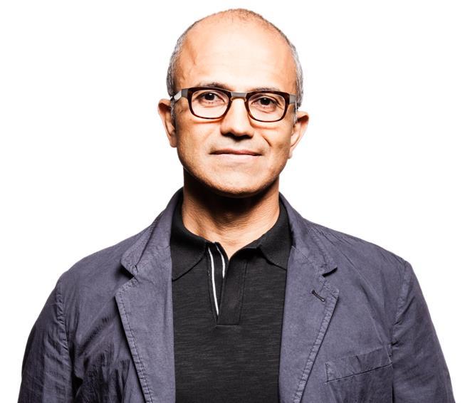 Satya Nadella Appointed as New Microsoft CEO